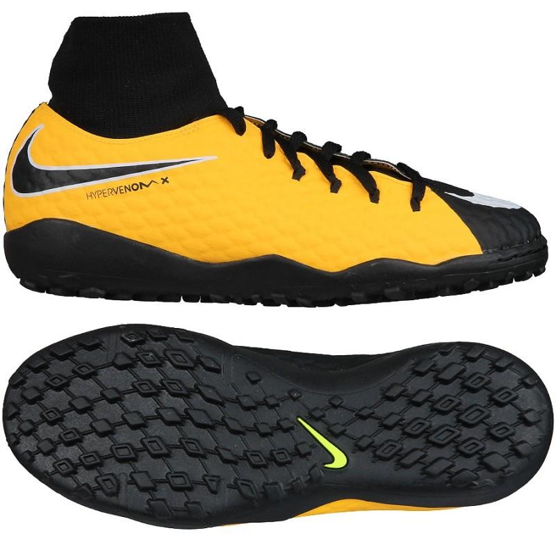 Детская универсальная обувь 40 шипов Nike Hypervenom Phelon III