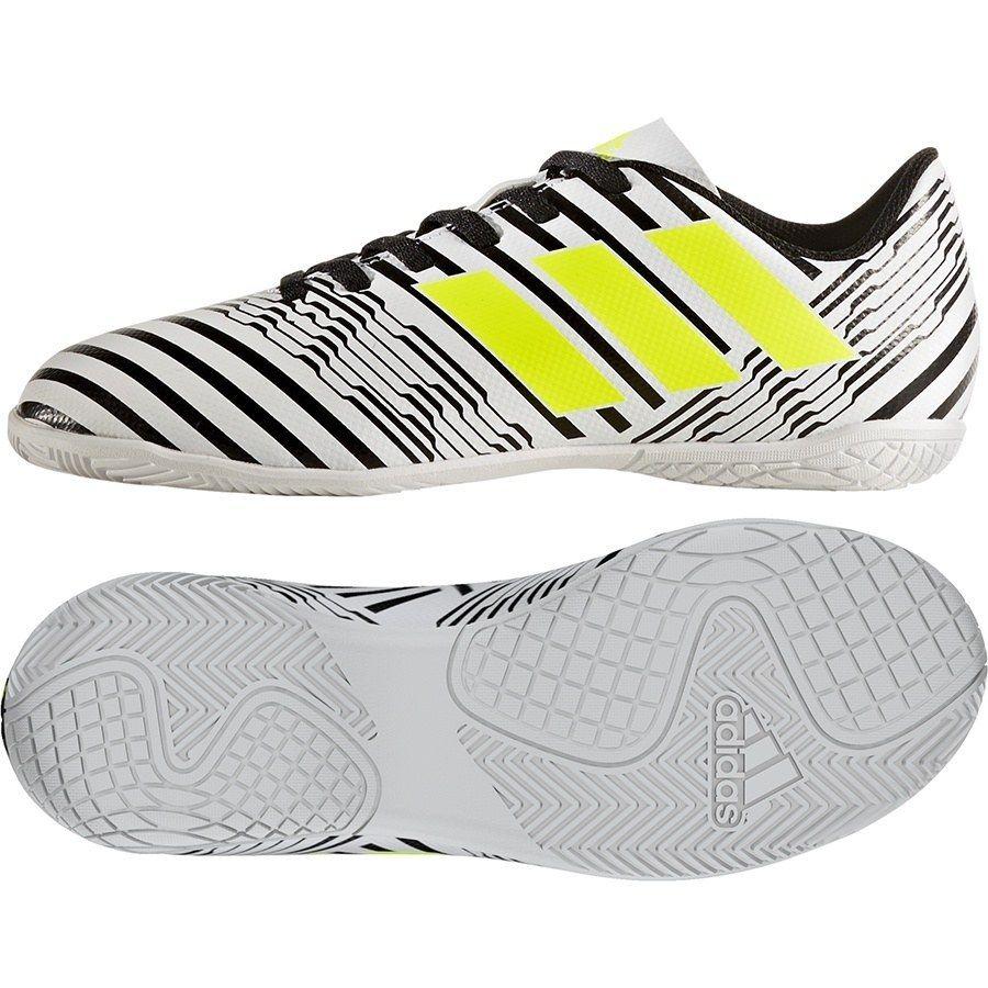 Детская зальная обувь Adidas Nemeziz 17.4