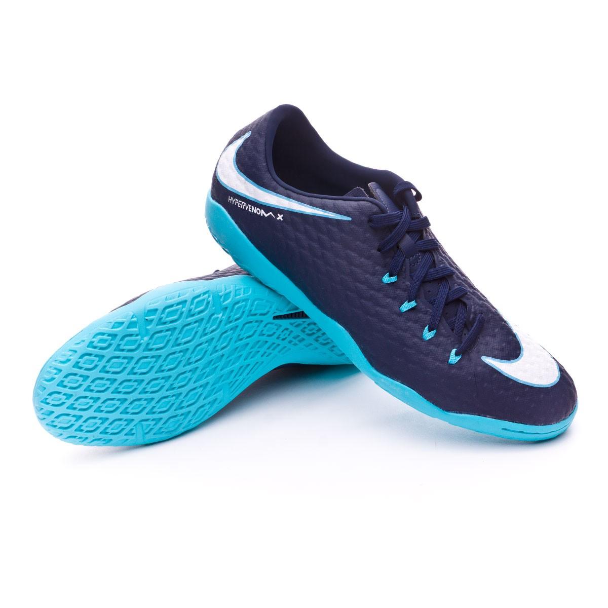 Детская зальная обувь Nike HypervenomX Phelon