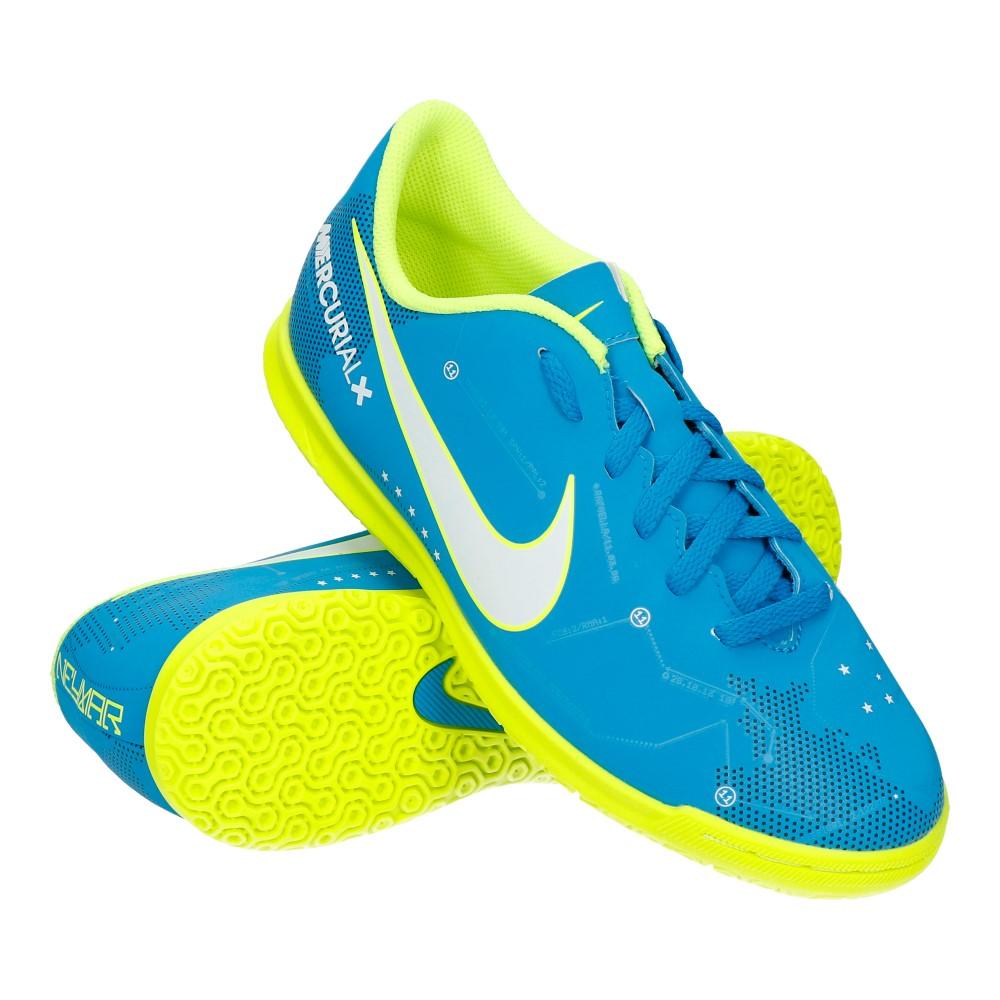 Детская зальная обувь Nike Mercurial Vortex III Neymar
