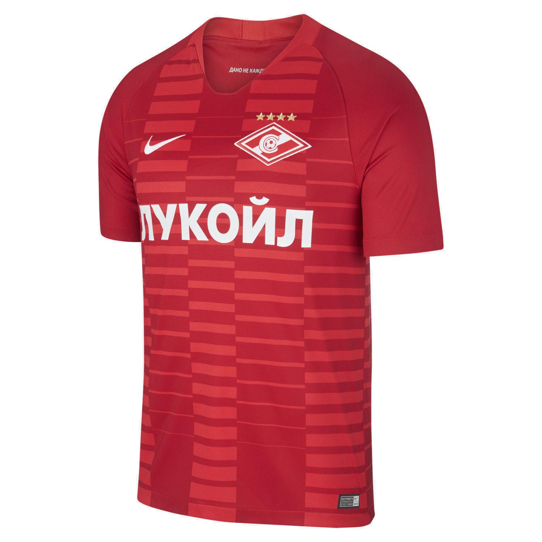 Детская игровая майка Spartak Moscow