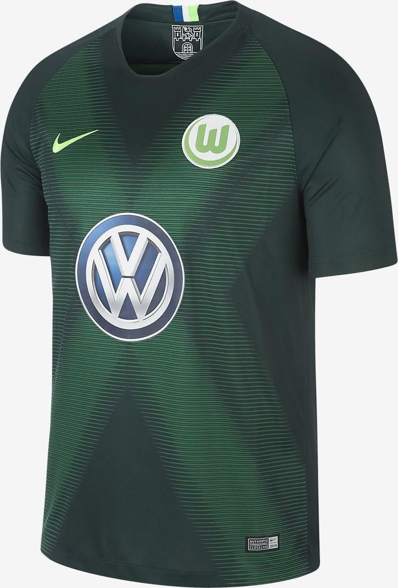 Игровая майка Nike VfL Wolfsburg Home