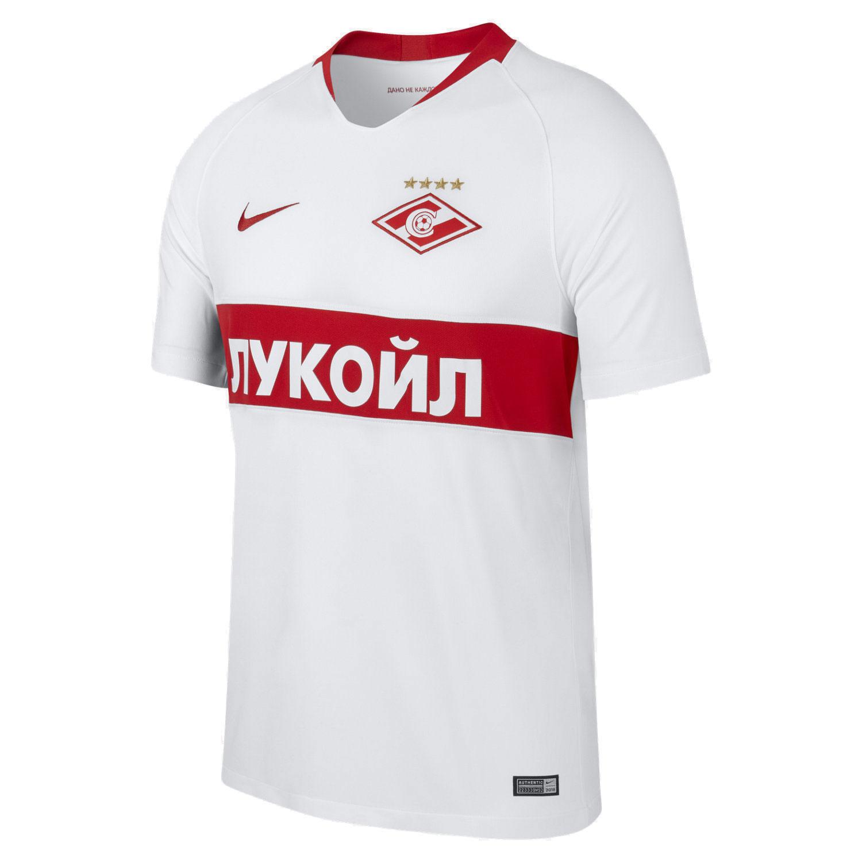 Игровая майка Spartak Moscow Away
