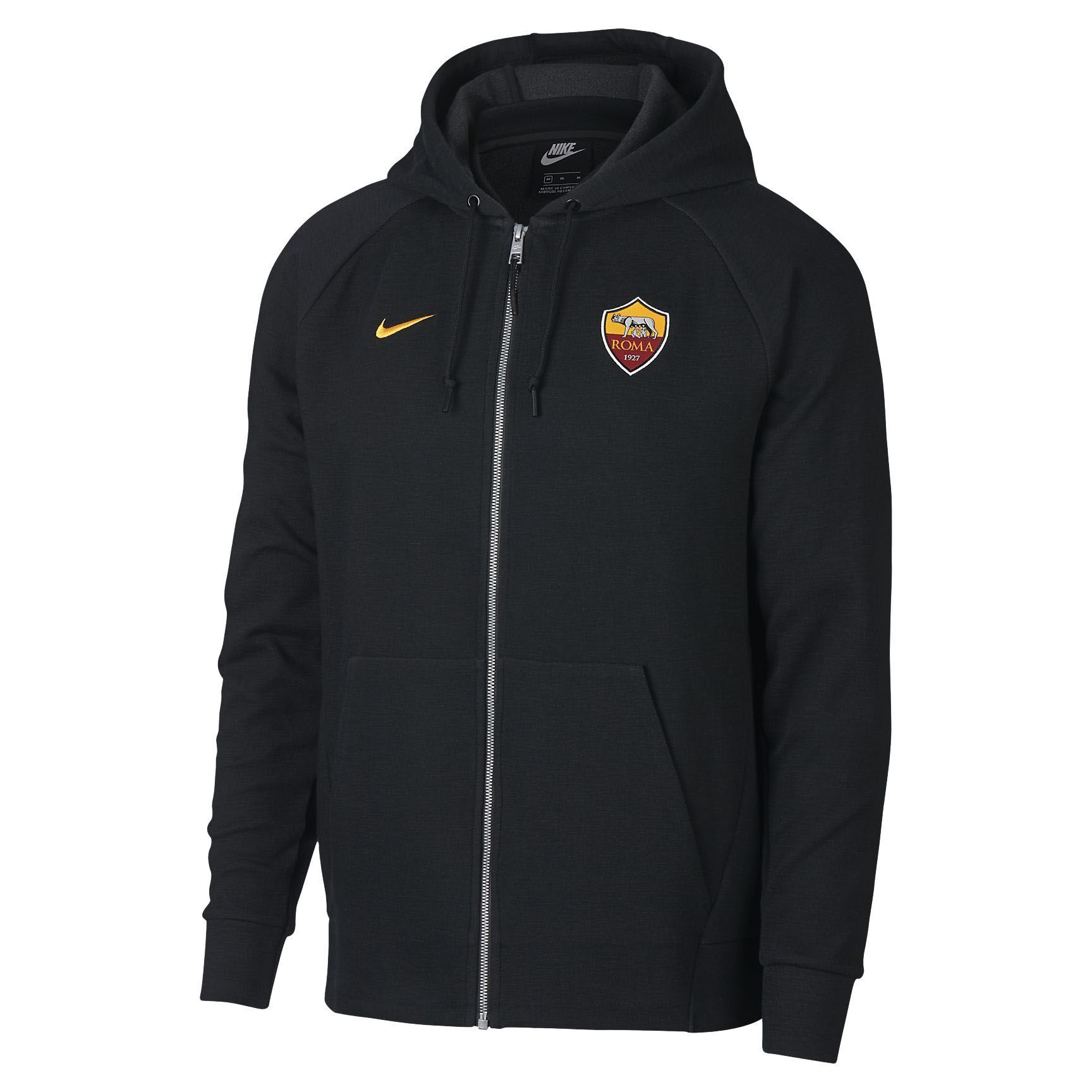 Толстовка Nike A.S. Roma