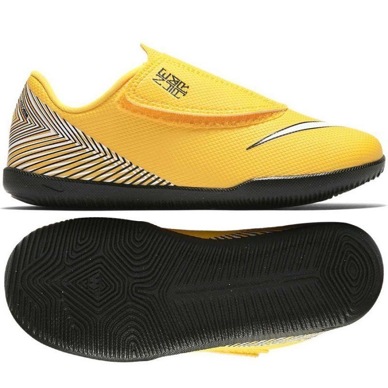 Детская зальная обувь липучке Nike Vapor 12 Club PS (V) NJR