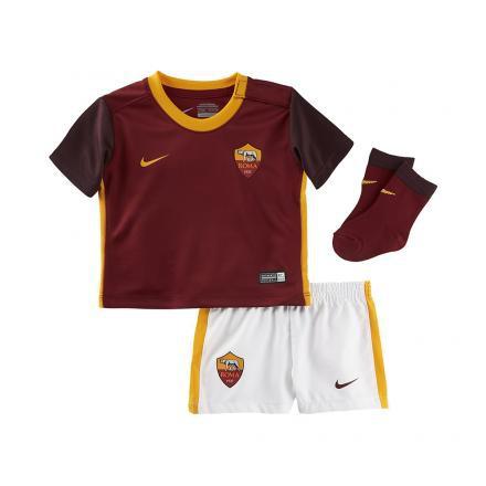Детская форма 2015-2016 Nike AS Roma Home