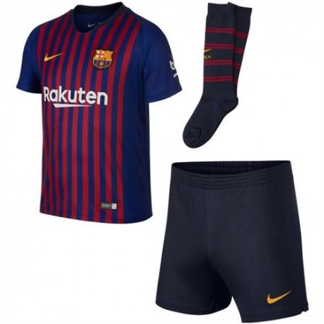 Детская форма  2018-19 FC Barcelona Stadium Home