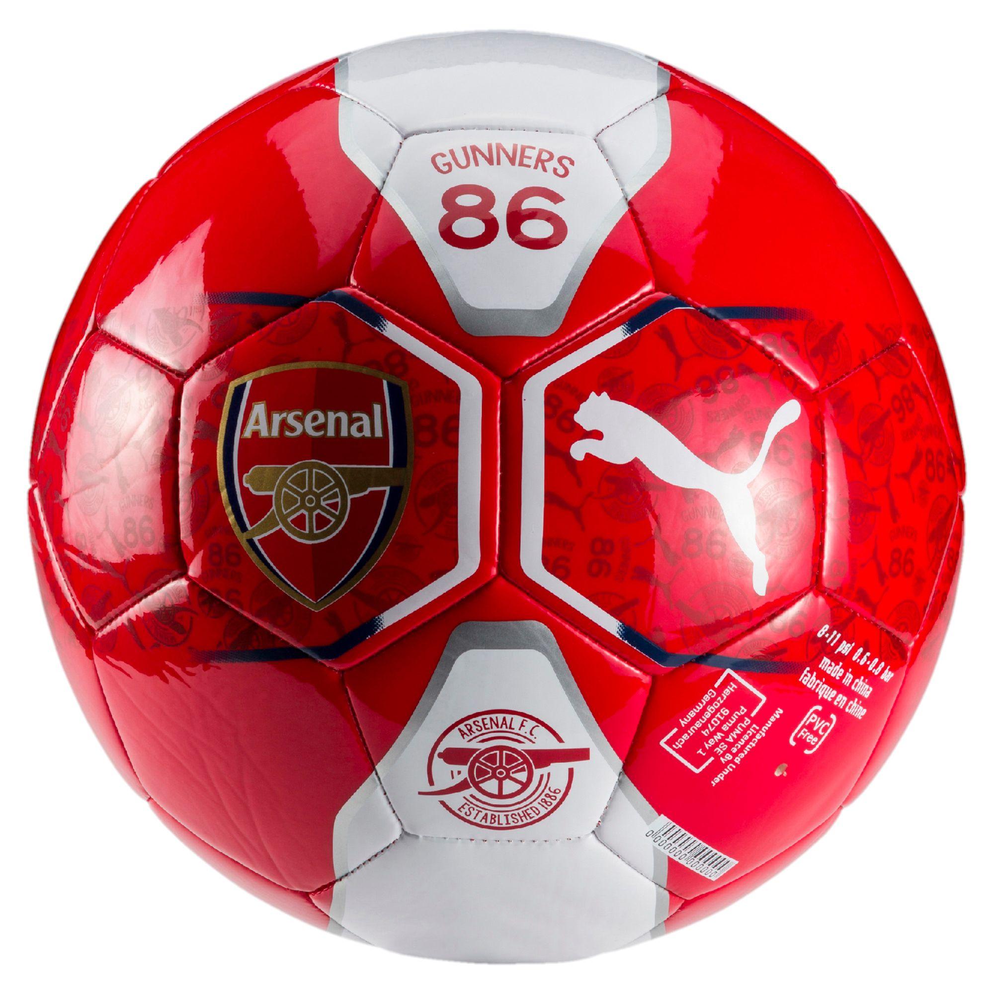 Футбольный мяч Puma Arsenal Fan