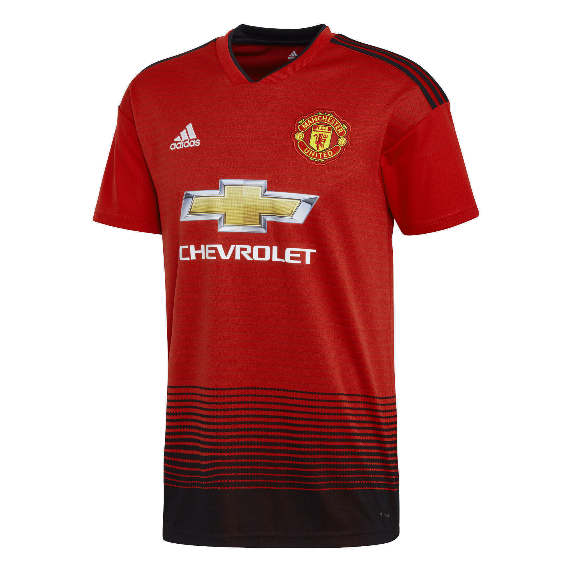 Детская игровая майка Adidas Manchester United Home