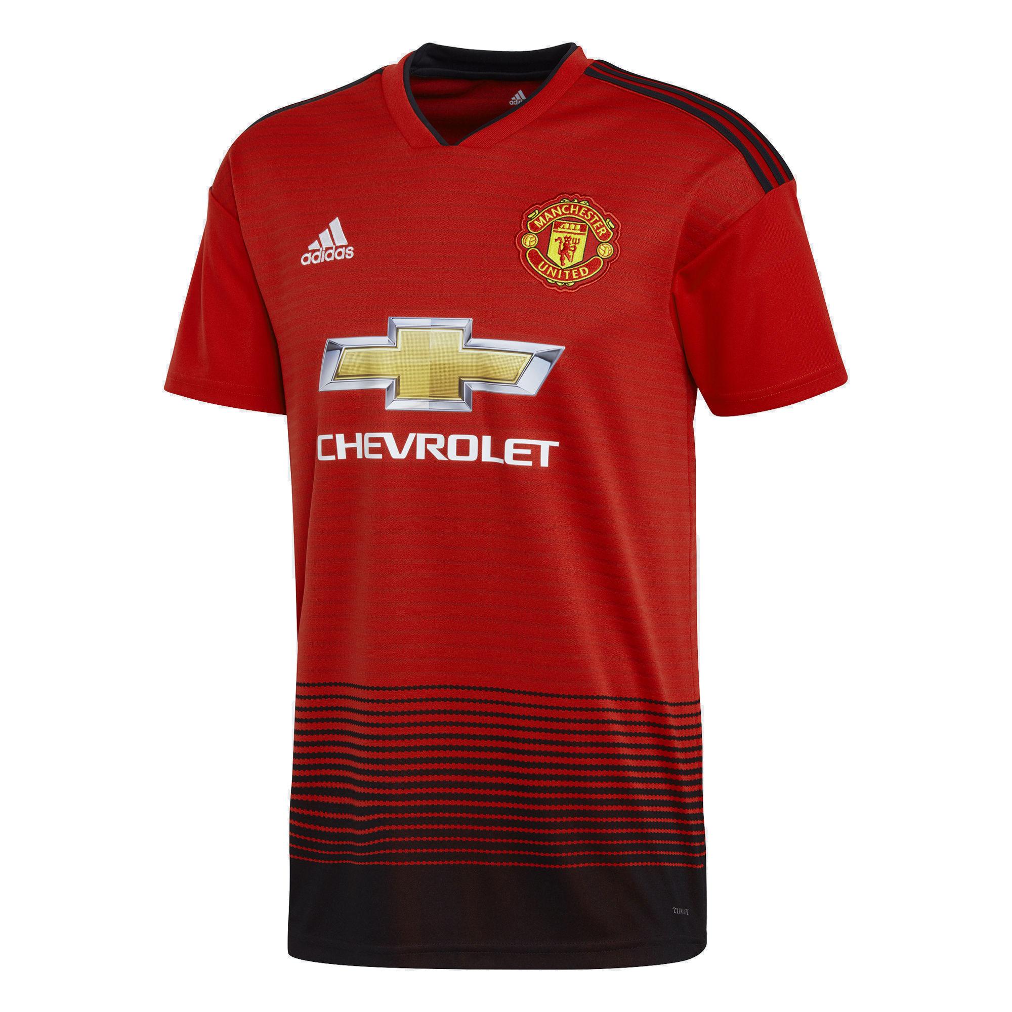 Игровая майка Adidas Manchester United Home Jersey